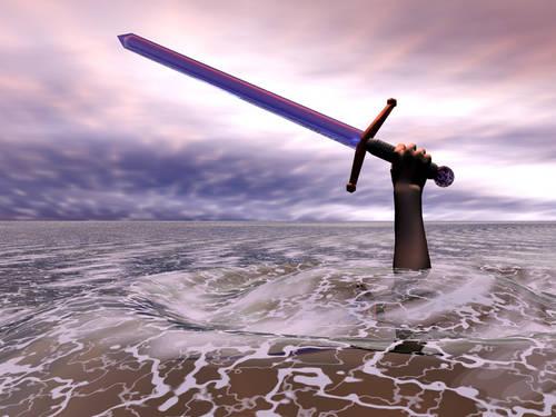 Excalibur (Arthur's Sword)