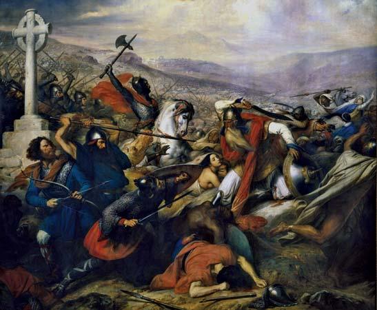 Battle of Tours (732)