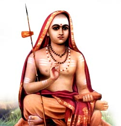 Adi Shankara (ca. 788-820 A.D.)