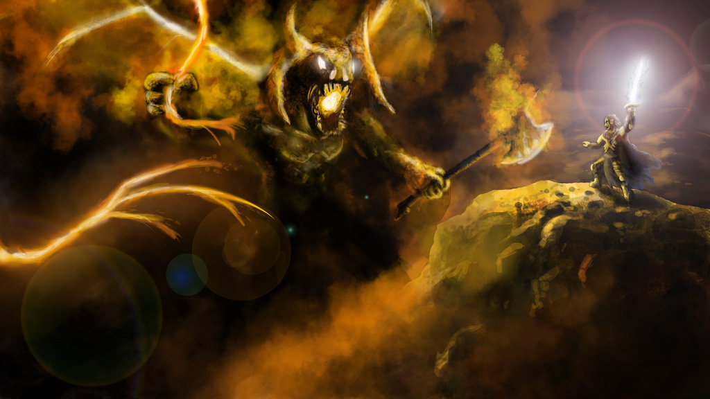 Lord Of The Rings Feanor